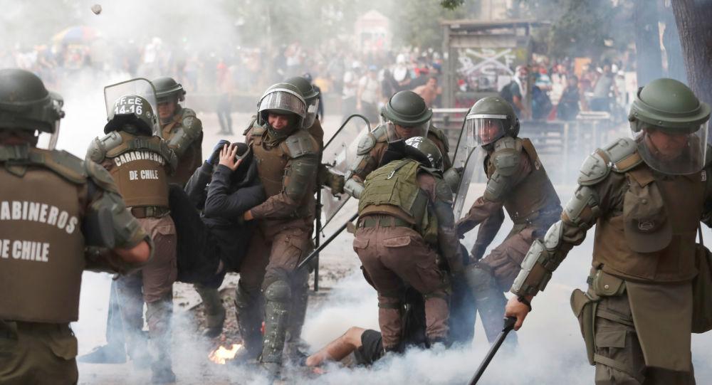 Piñera, el Pacto y los DDHH ¿Se dialoga con asesinos? - Movimiento  Anticapitalista