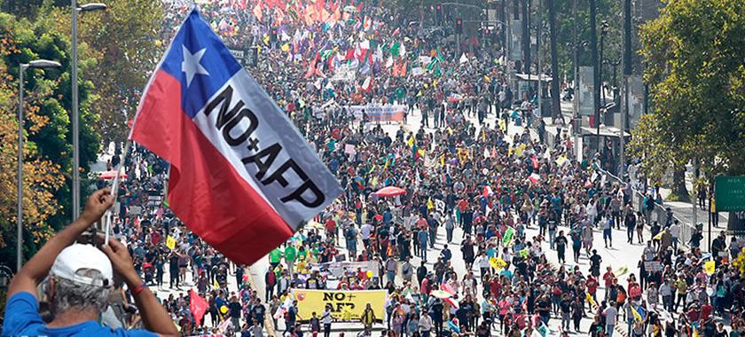 Revés del gobierno. El 10%, las AFP y lo que hace falta - Movimiento Anticapitalista